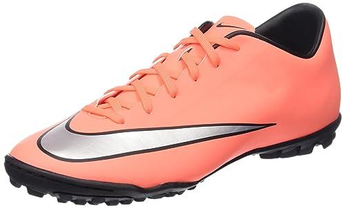sneakers for cheap ae0b9 9b124 Nike Mercurial Victory V TF Botas de fútbol, Hombre: Amazon.es: Zapatos y  complementos