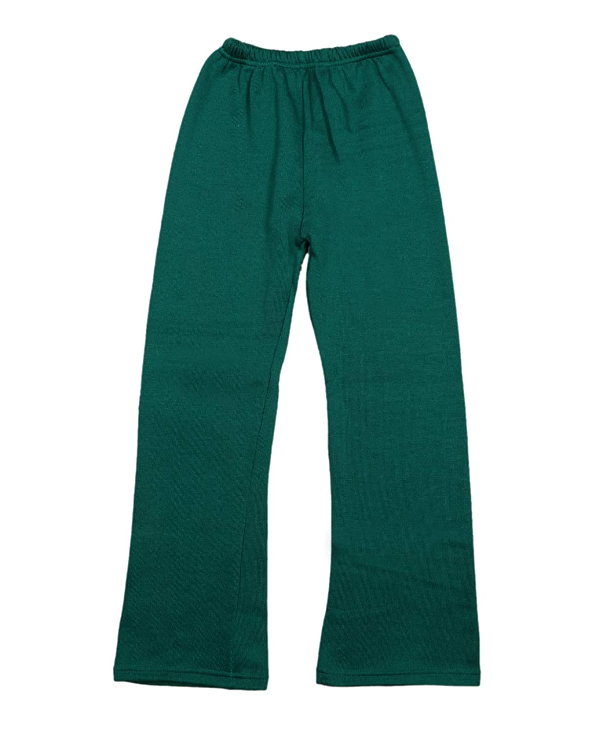 Pack of 2 Indistar Girls Warm Woolen Palazzo Pants for Winters