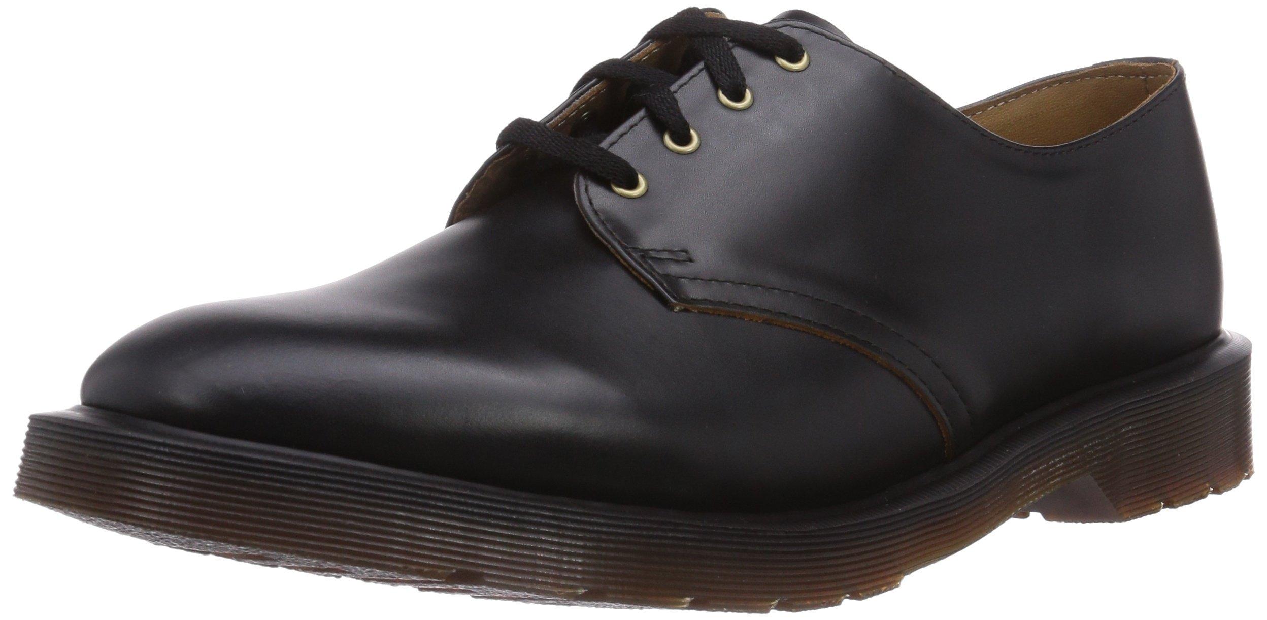 Dr. Martens Men's Smiths 4 Eye Shoe