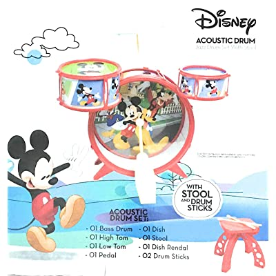 Disney Princess Kids Drum Set Kit!: Toys & Games