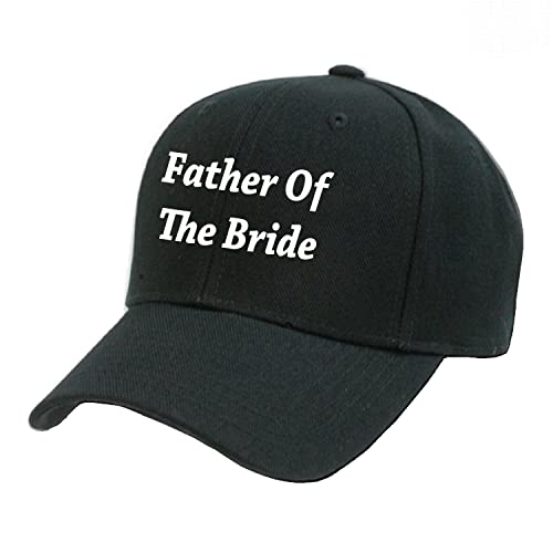Image Unavailable. Image not available for. Color  Father Of The Bride  Baseball Cap Embroidered f4b476b96e91
