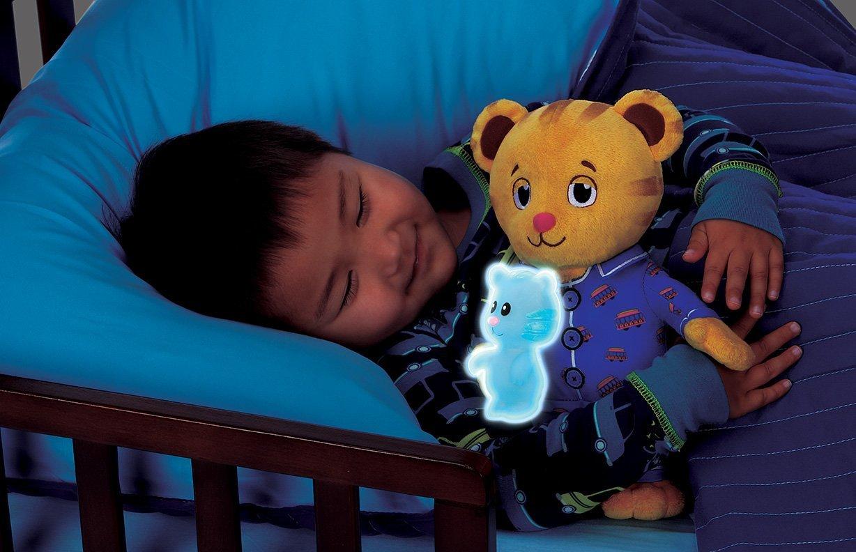 Daniel Tiger's Neighborhood Snuggle and Glow Plush Toy by Daniel Tiger's Neighborhood