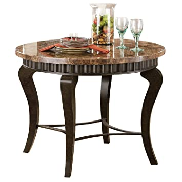 Amazon.com: Steve Silver Company Hamlyn Dining Table ...