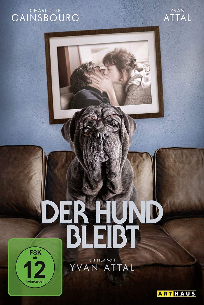 Cover: Der Hund bleibt 1 DVD-Video (circa 102 min)