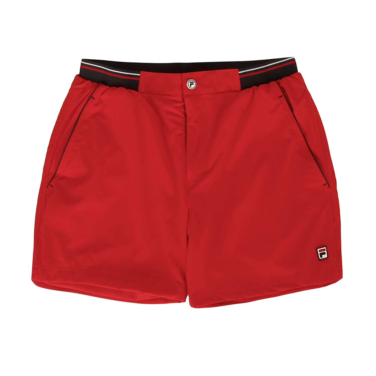 Fila Men's Stephan Shorts, Red, Medium