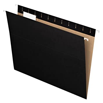 25pcs Legal Size Hanging File Folders Green Office Document Holder Cabinet Box