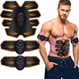 Abs Stimulator Ab Stimulator Muscle Trainer Ab Trainer Muscle Trainer Ultimate Abs Stimulator for Men Women Abdominal…