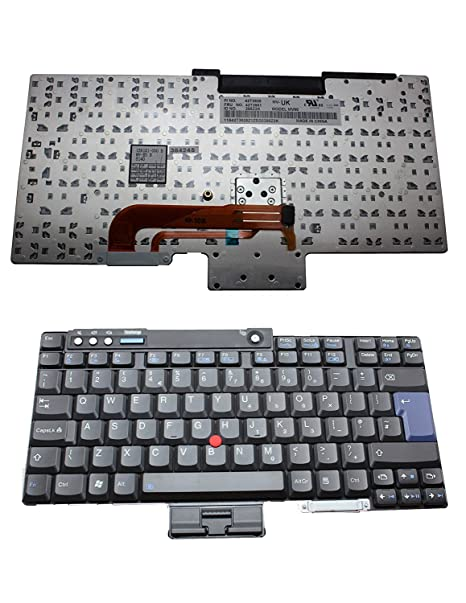 Replacement Keyboards Laptop Keyboard For Thinkpad T60 T61 R60 R61 Z60t Z61t Z60m Z61m R400 R500 T400 T500 W500 W700 W700ds Original Us Replacement