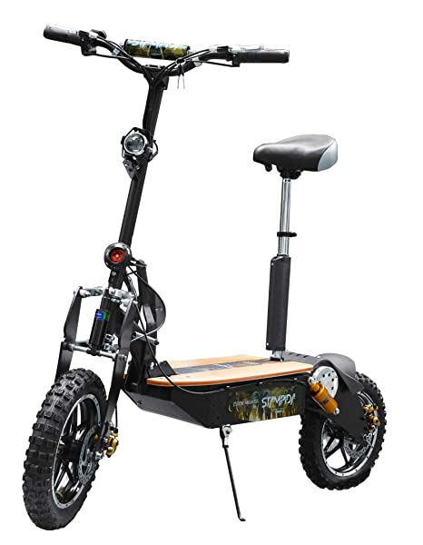 SABWAY Patinete Electrico Adulto con Asiento 2300W - Scooter ...