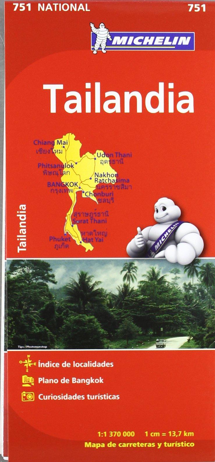 Download Mapa National Tailandia 751 PDF