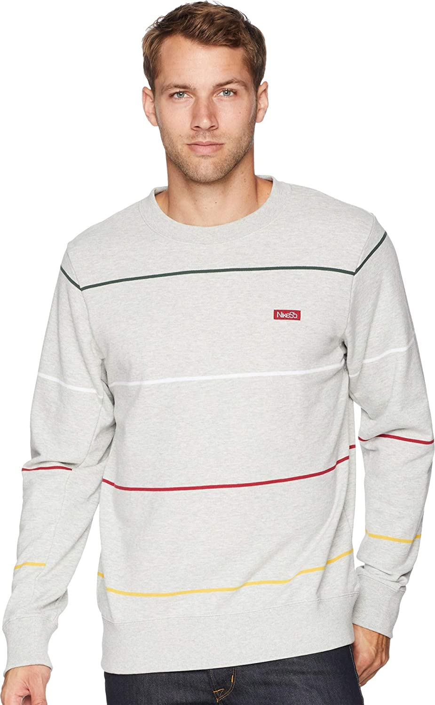 Nike Mens SB Top Everett Stripe at Amazon Men's Clothing
