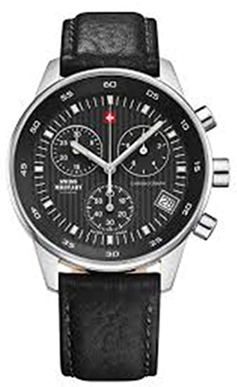 Relojes Hombre SWISS MILITARY Swiss Military 17700ST-1L: Swiss Military: Amazon.es: Relojes