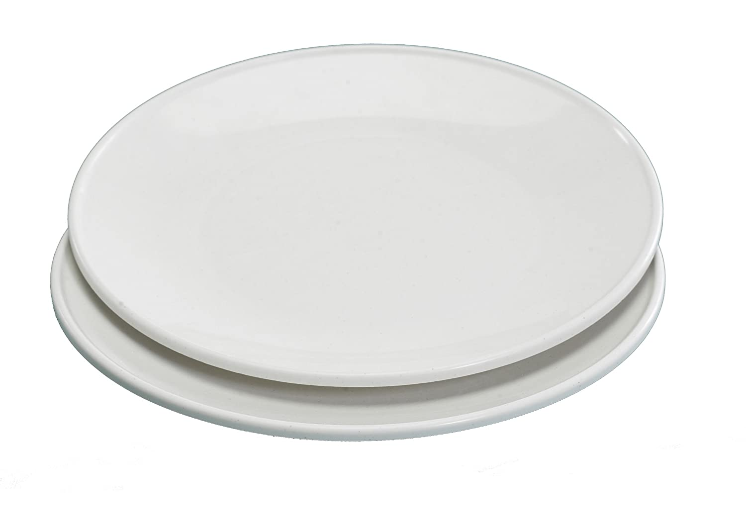 Amazon.com: Nordic Ware Set Of 2 10 Inch Microwave Dinner Plates:  Microwaveable Plastic Plates: Kitchen U0026 Dining