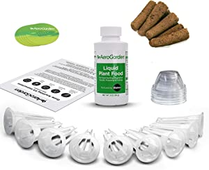 AeroGarden Grow Anything Kit, 50-pod, Green