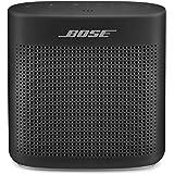 Bose SoundLink Color II Bluetooth Speaker Soft Black (Renewed)