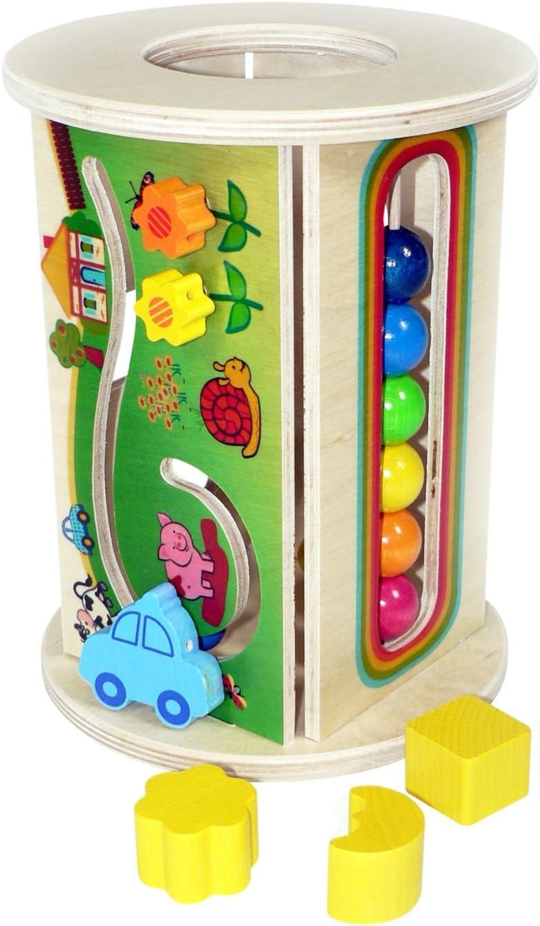 17 x 22 cm Hess Polypropylene Plug Box Baby Toy
