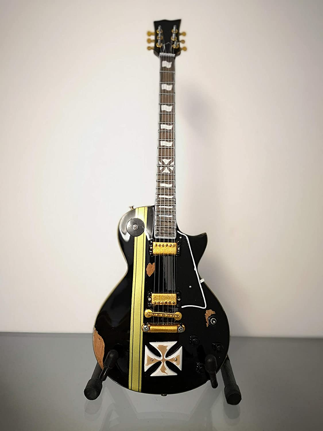 Axman James Hetfield (Metallica): ESP LTD Iron Cross - Réplica de ...