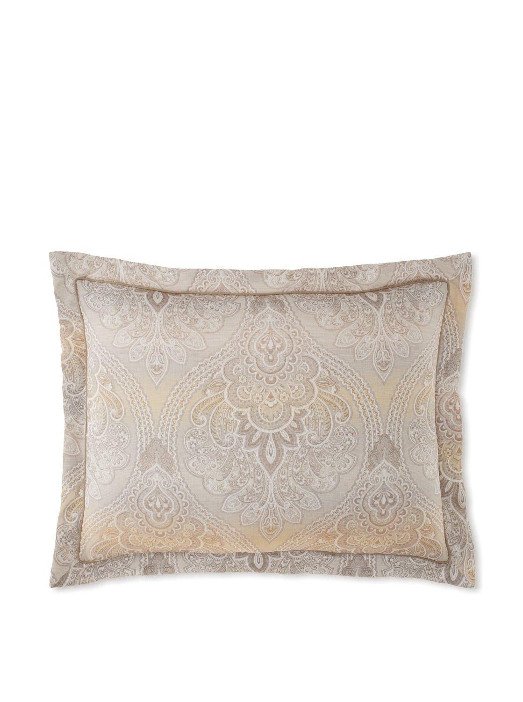 Charisma Bedding, Venetian Floral Standard Bed Pillow Sham by Charisma