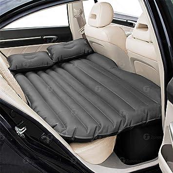 Amazon.com: Zone Tech - Colchón hinchable para coche con 2 ...