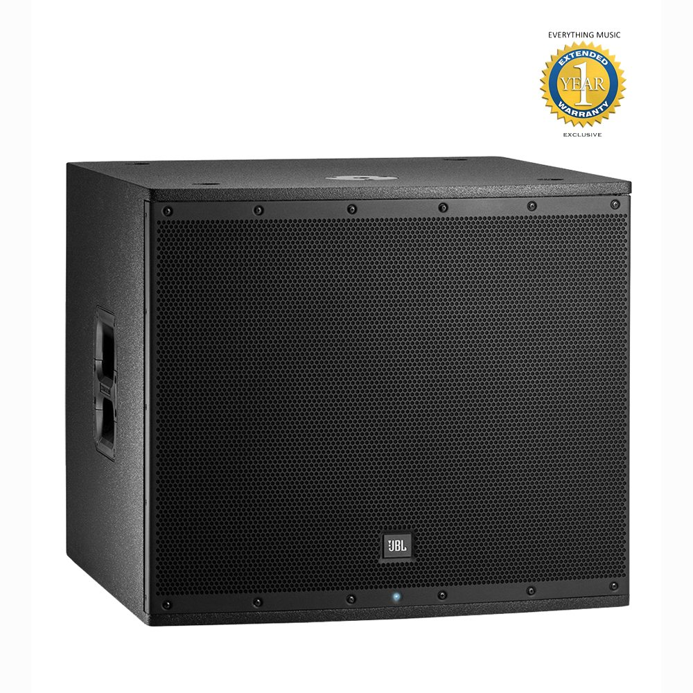 JBL EON618S 18'' 1000W Peak/500W Continuous Powered Subwoofer with 1 Year EverythingMusic Extended Warranty Free