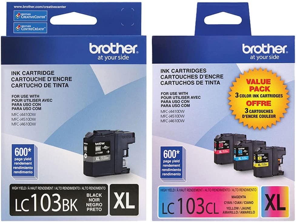 Cartuchos de tinta Brother MFC-J6720DW (originales) set