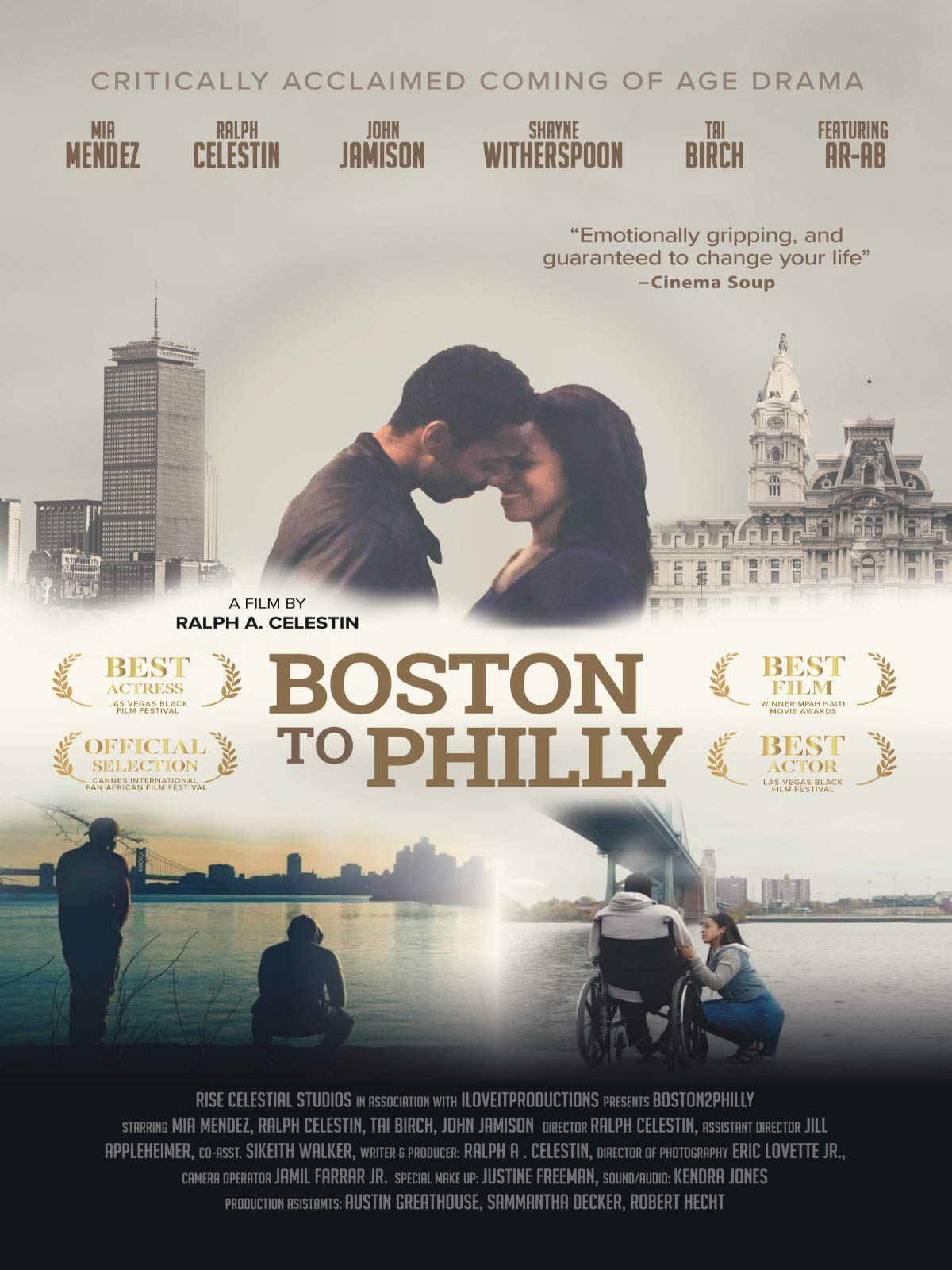Boston to Philly