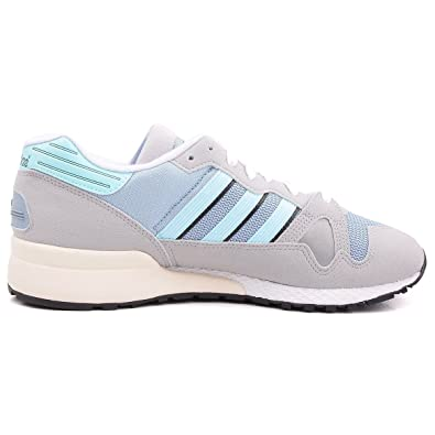 fd2e99370d8f3 adidas Originals ZX 710 Clear Onix Clear Aqua Dust Blue 7 UK  Amazon ...
