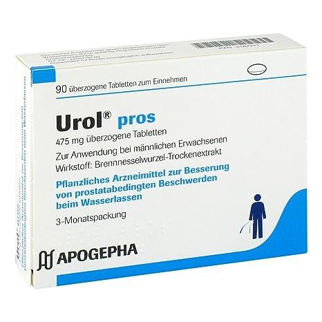Urol Pros - Comprimidos recubiertos, 90 comprimidos