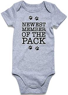 QCNEY Babys Supernatural Bodysuit Romper Jumpsuit Baby Clothes