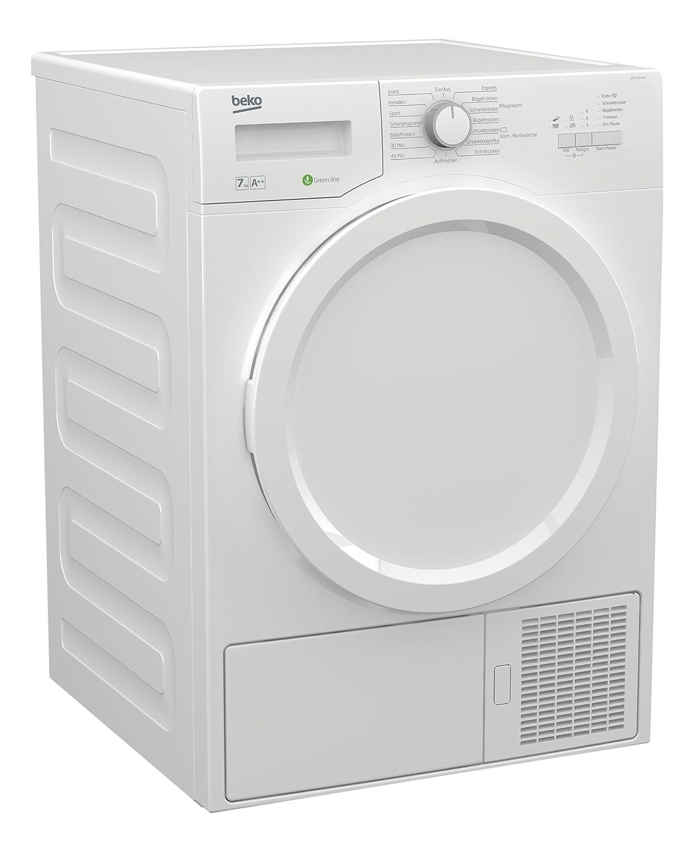 Beko DPS 7205 W3 Libera installazione Carica frontale 7kg A++ Bianco asciugatrice DPS7205W3
