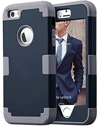 Amazon.com: SE funda para iPhone BENTOBEN combo de funda ...