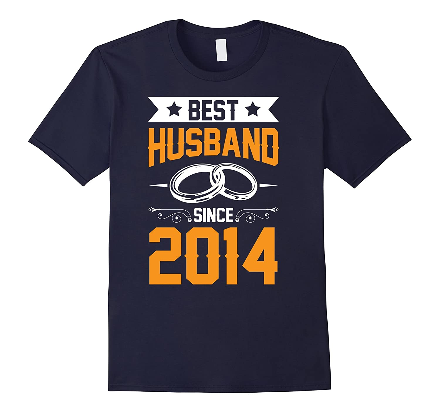 Best 3 Year Anniversary Gifts: Best Husband Since 3 Years Anniversary Gift For Him Shirt