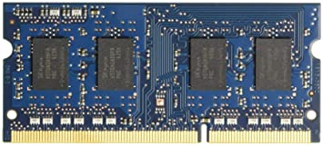 Kingston KCP316SS8/4 - Memoria RAM para portátil de 4 GB (1600 MHz SODIMM, DDR3, 1.5V, CL11, 204-pin)