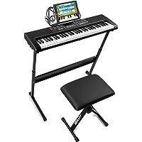 MAX KB4SET Complete Keyboard Set Stand, Bench & Headphones