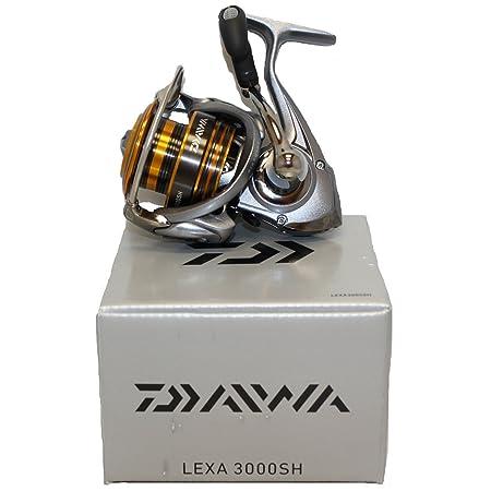 DAIWA Lexa 3000SH Spinning Reel
