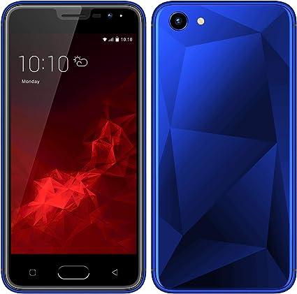 Móviles y Smartphones Libres, 5.0 Pulgadas Android GO Teléfono ...