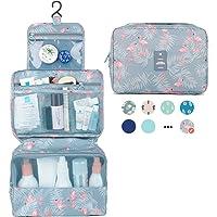 Travel Hanging Toiletry Bag Makeup Cosmetic Organizer for Women Girls Kids Waterproof