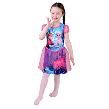 exquisite style big sale nice cheap Girls Official Princess Character Dress Up - Disney Frozen ...