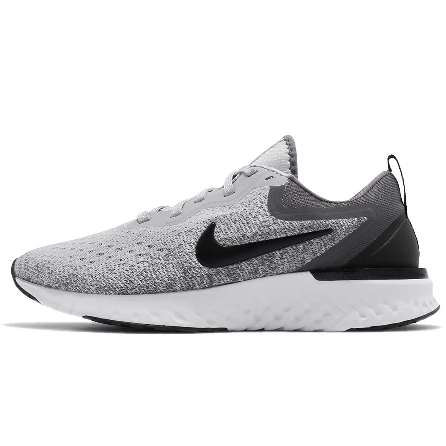 NIKE Men's Odyssey React Running Shoes B078JRLJH2 7-0|Wolf Grey/Black-dark Grey