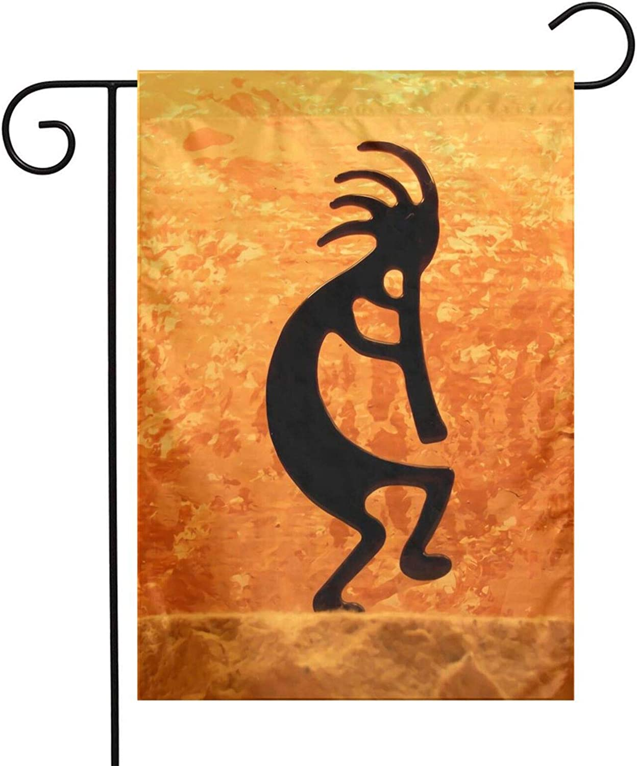 Kokopelli Southwestern Style Native American Indian Ancient Belief Family Party Outdoor Yard House Garden Flags 12