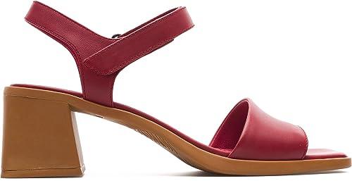 2b54a6c5 Camper Krl K200101-008 Sandalias Mujer: Amazon.es: Zapatos y complementos
