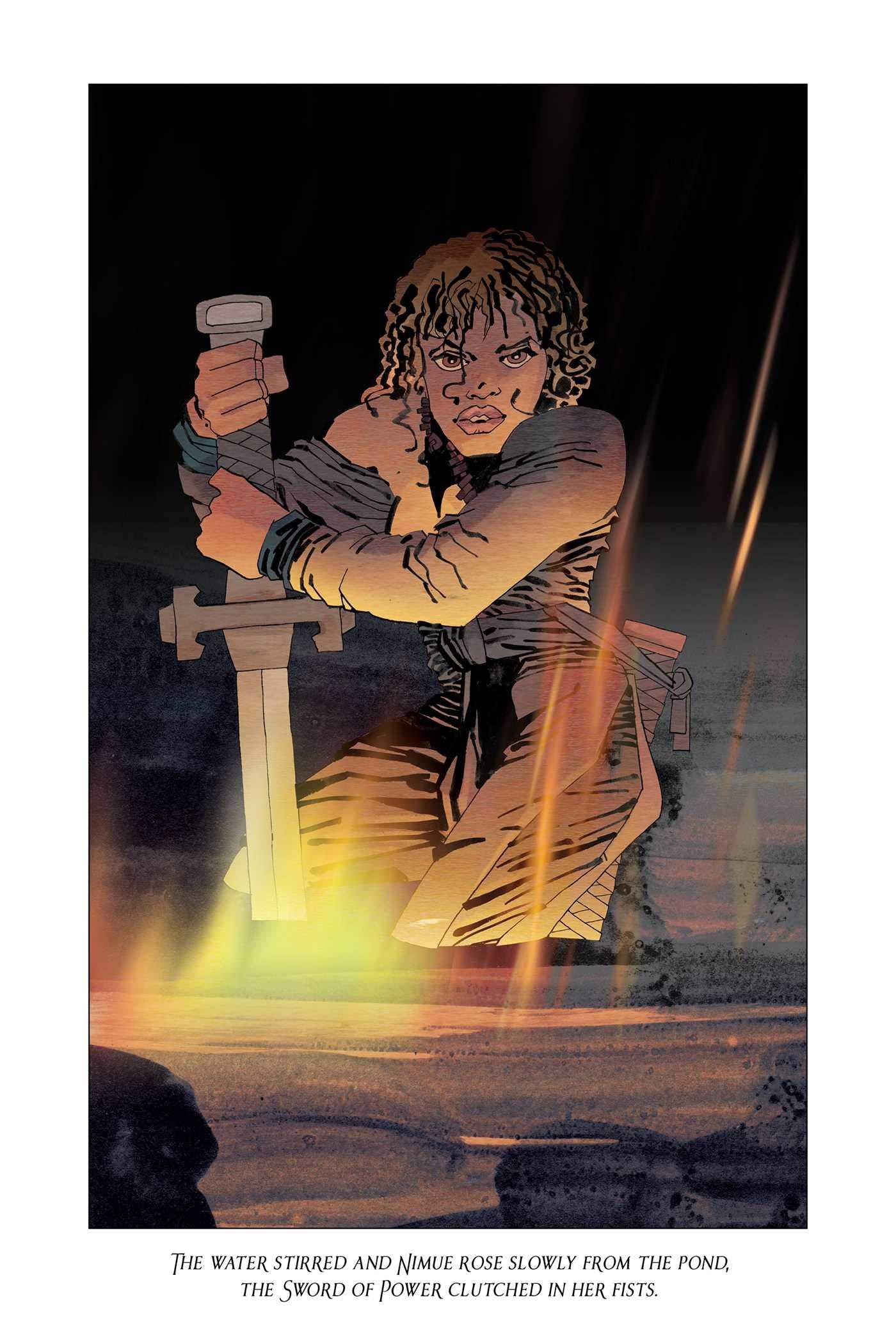 Cursed: Miller, Frank, Wheeler, Thomas: Amazon.com.mx: Libros