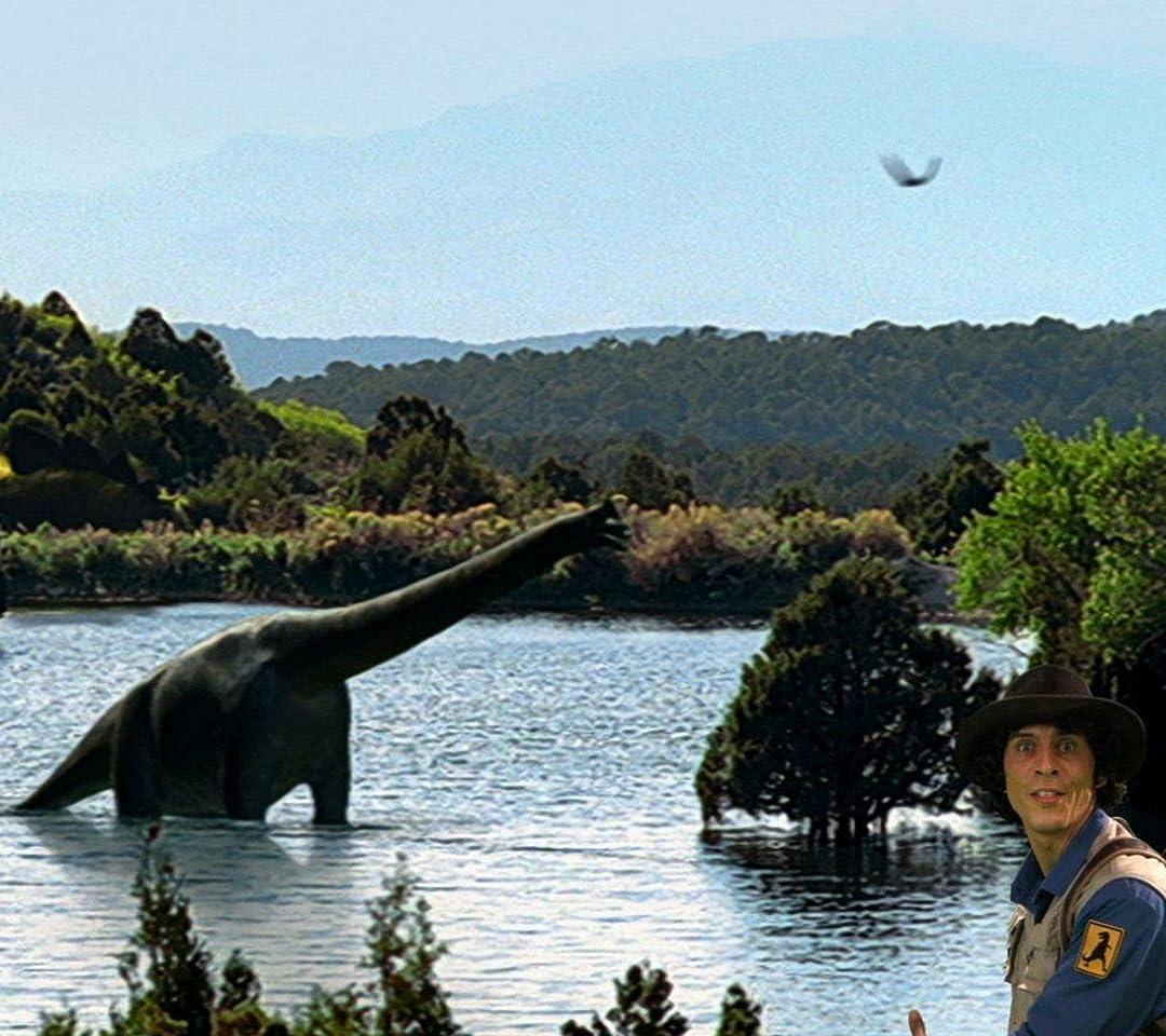 大恐竜時代へGO!! アンディ  QHD(1080×960)スマホ 壁紙・待ち受け
