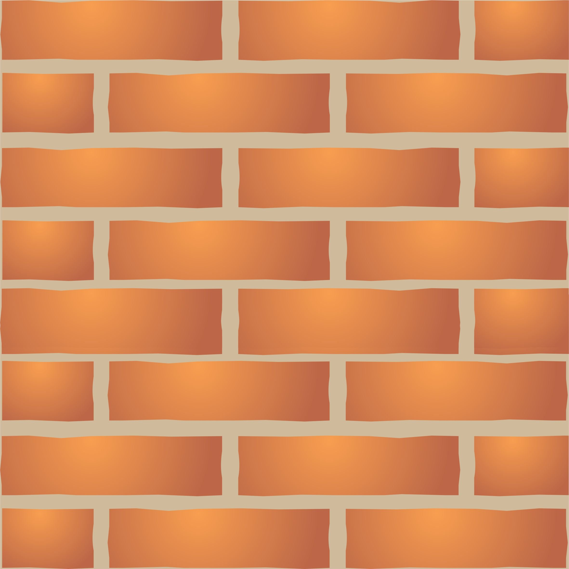 Brick Wall Stencil (size 13''w x 8.5''h) Reusable Wall Stencils for Painting - Best Quality Brick Wall Stencil Ideas - Use on Walls, Floors, Fabrics, Glass, Wood, Terracotta, and More... by Stencils for Walls