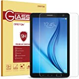 Samsung Galaxy Tab E 8.0 Screen Protector, OMOTON Tempered Glass, [9H Hardness] [Clear] [Anti-Scratch] [Easy Installation] Only for Samsung Galaxy Tab E 8.0 inch Tablet 2016 Version (SM-T377)