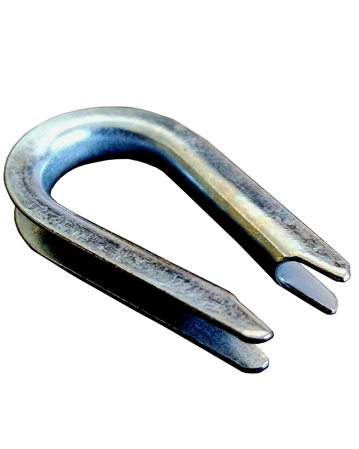 3//16 Inch Wire Rope Thimble 3//16 Thimbles fit 3//16 Steel Aircraft Cable Wire Rope Thimbles 25 Wire Rope Cable Thimbles