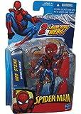 Spider-Man 3 3/4-Inch Web Strike Spider-Man Action Figure