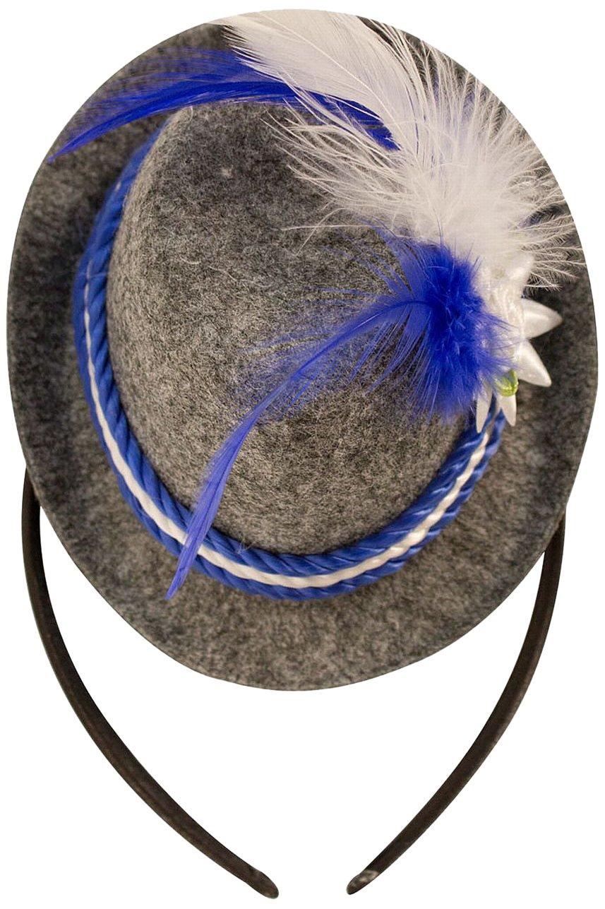 IDENA Folat - Mini cappello da Oktoberfest 3d6265ea8bb9