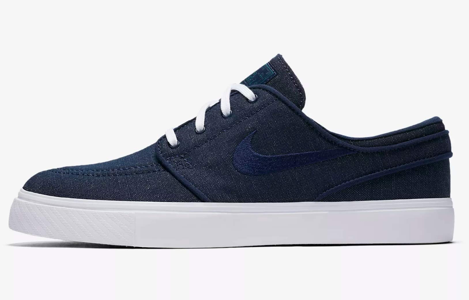 197bafdff56c Galleon - NIKE Zoom Stefan Janoski CNVS Mens Skateboarding-Shoes  615957-403 14 - Blue Void Blue Void-RED Crush-White