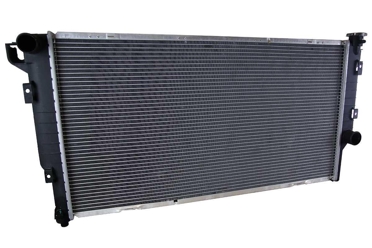 Prime Choice Auto Parts RK619 Aluminium Radiador